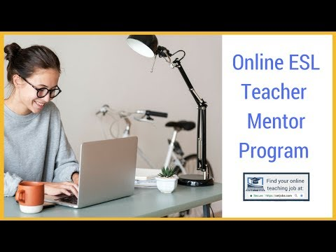 ESL Job Mentor Program - English Job Tips and Reviews - OET Jobs