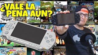 PSP: ¿Vale la pena comprar aún? - Modelos y mejores juegos | Retro SQS