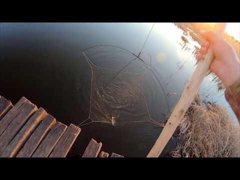 Рыбалка ПАУКОМ с