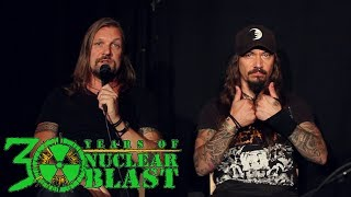 AMORPHIS Remain Members Of The Nuclear Blast Family
