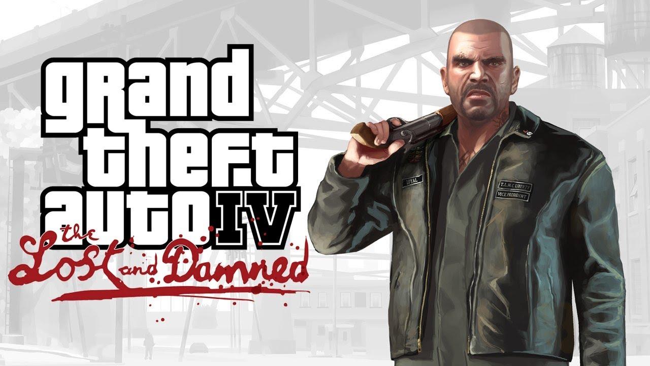 GTA 4 EFLC: Lost and Damned Пропащие и обречённые ...