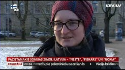 """Pazīstamakie Somijas zīmoli Latvijā – """"Neste"""", """"Fiskars"""" un """"Nokia"""""""