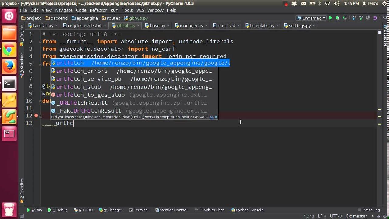 Aula 26 - Web Services - Serviços Remotos - App Engine e Python ...
