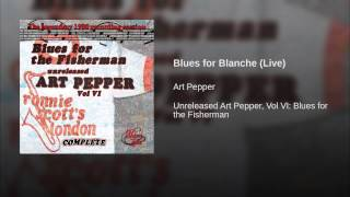 Blues for Blanche (Live)