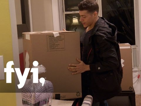 Married At First Sight: Jason & Cortney Move In (S1, E4) | FYI