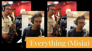 Misia - Everything | One-Man Saxophone Quartet | 色士風  | 薩克斯風 (13)