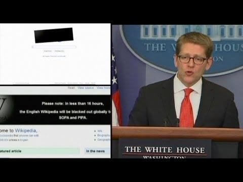 Wikipedia sciopera contro leggi anti-pirateria Usa