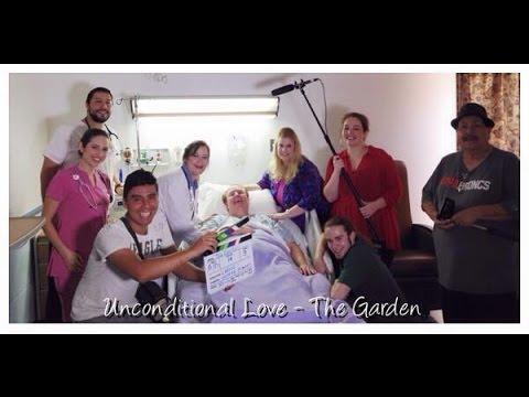 Unconditional Love - The Garden - Interviews