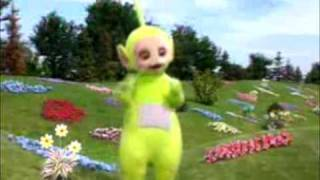 Teletubbies doing a Bhangra [Punjabi Remix]