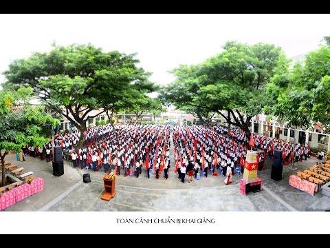 Lễ khai giảng Trường THCS Phước Thắng - tp Vũng Tàu [ 2014 - 2015]
