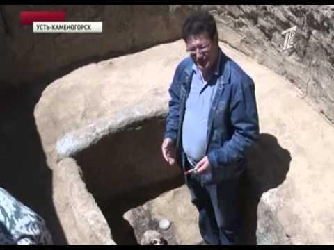 В ВКО археологи обнаружили гробницу «принцессы саков»