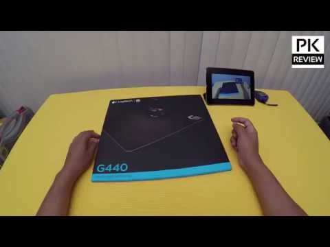 01 Review Logitech G440 Hard Gaming Mouse Pad
