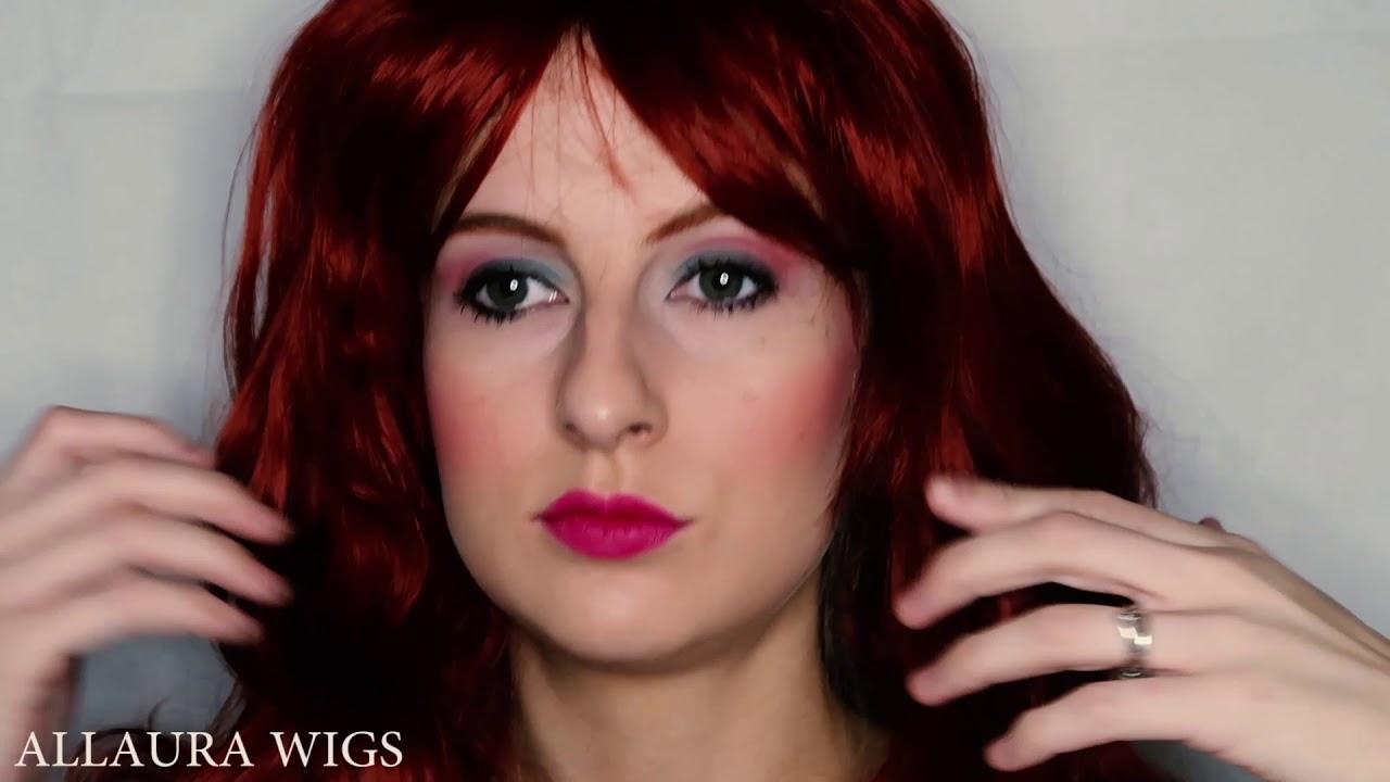Peggy Bundy Costume Wig \u0026 Makeup Tutorial