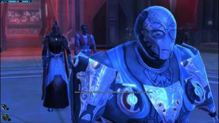 SWTOR Sith Warrior (Light Side) - Retribution (Story Ending Mission)