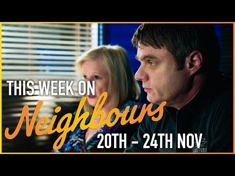 This Week On Neighbours (20th - 24th November)