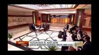Ali Osman ALACA Huzurunda El Bağladım ilahisi Diyanet Tv(Canlı)