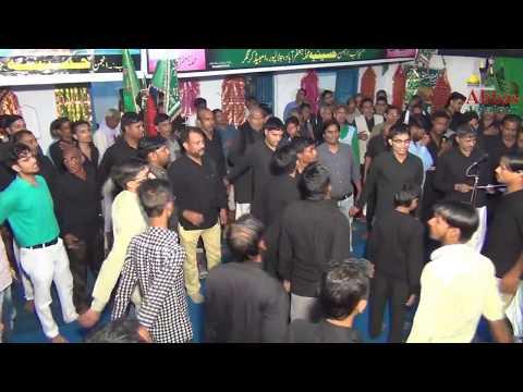 Turbat-e-Shabbeer Par Zainab Ka Hai Yeh Marsiya | Husainia Jafrabad | 27 Safar Jafrabad Jlp. 2017