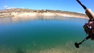В поисках басса на водохранилище Кревиленте
