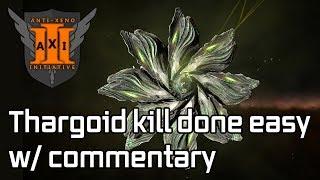 Thargoid kill done easy - AX tutorial