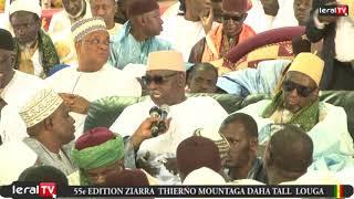 Ziarra Omarienne de Louga: Serigne Mbaye Sy Mansour invite la classe politique à cultiver la paix