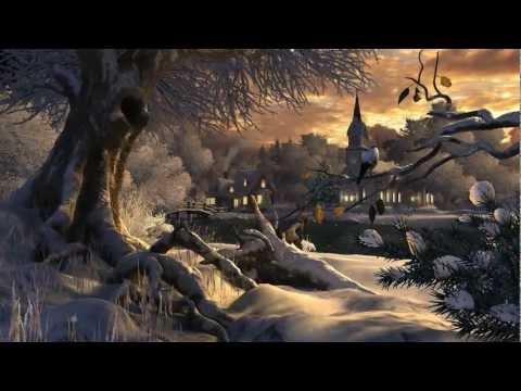 Зима (фрагмент видео-заставки)