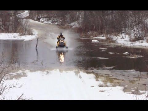 MXZ 600 Carb Skip Water