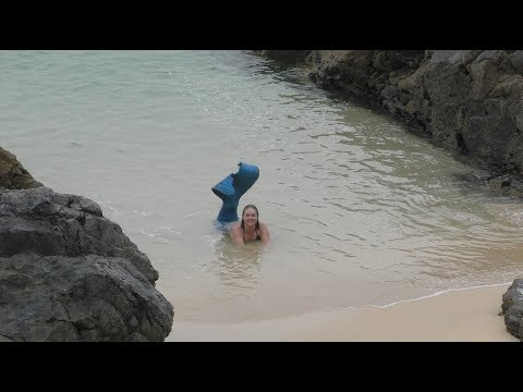 A FANTASY SLICE OF St IVES - MERMAID IN THE MIZZLE