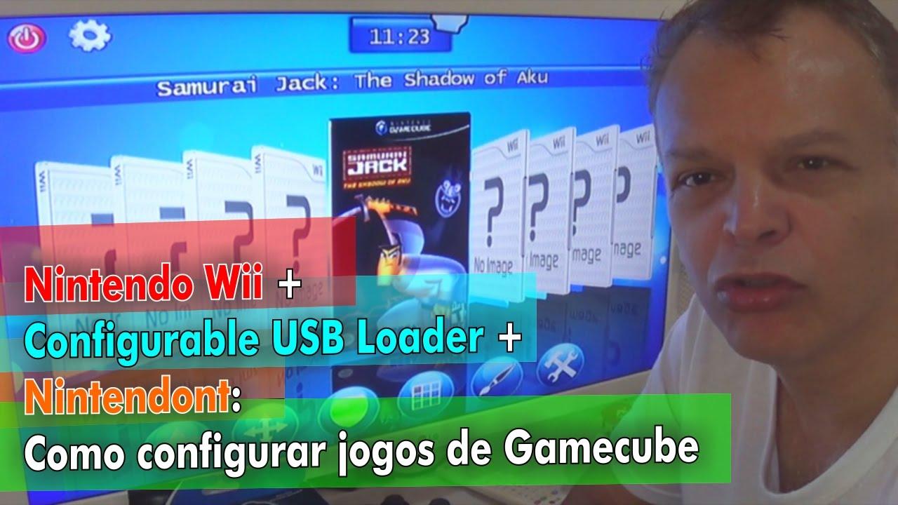 Cfg usb loader gamecube hd er