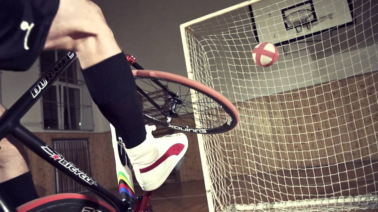Cycle Ball Training Day Youtube