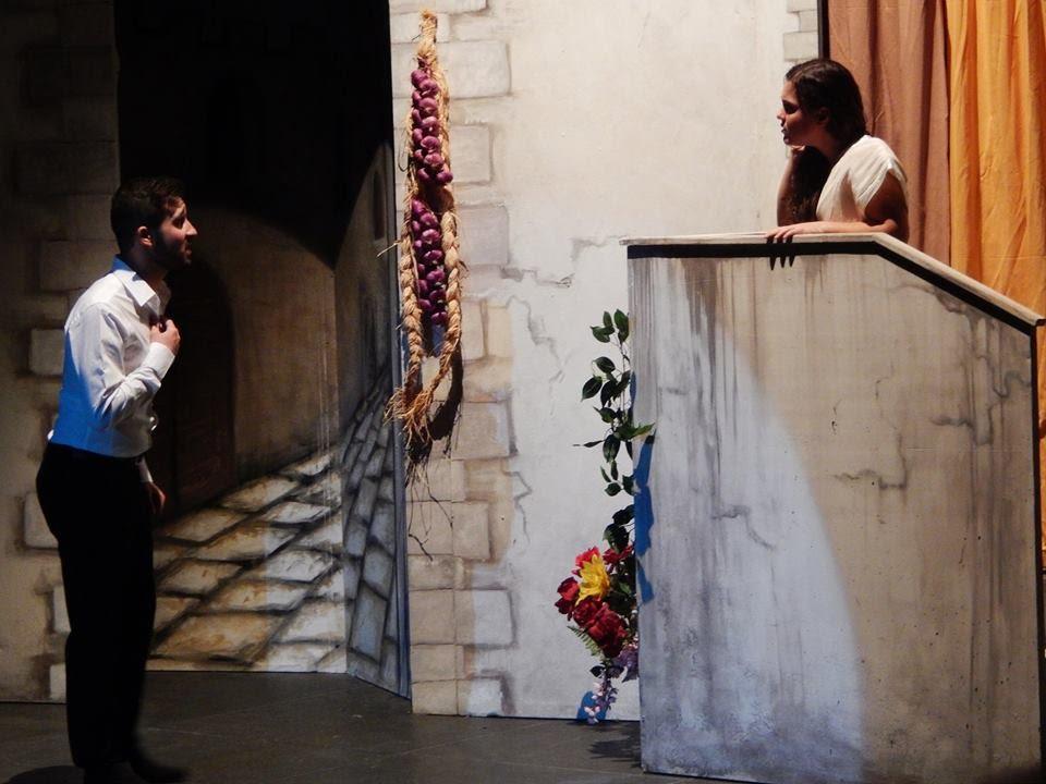 Romeo e Giulietta -Scena Balcone Abeliano - YouTube