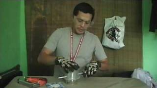 Chaffey College World Music 26 Final Prject, Fall 2009, Making of instrument ONLY