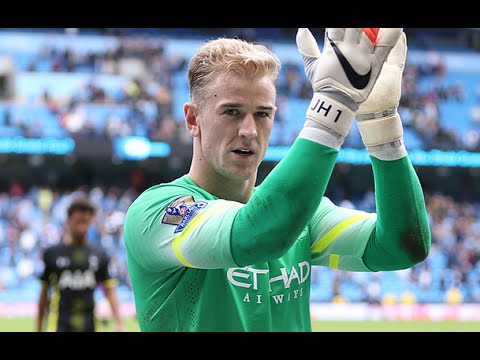 Joe Hart - Season Review (2014/15) HD