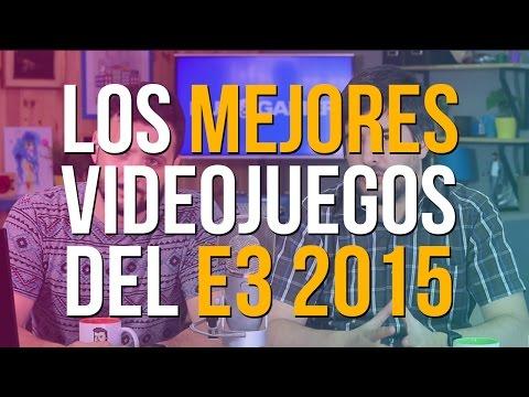 E3 2015 - Los mejores juegos presentados para Domino's Gaming y Eurogamer