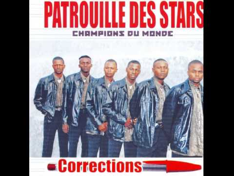 Patrouille des Stars - Corrections