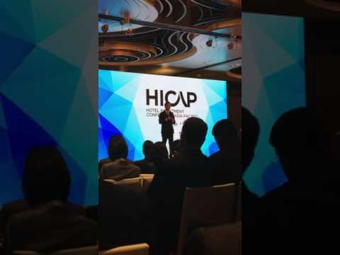 Sébastien Bazin - ACCOR Chairman and CEO - at HICAP 2016