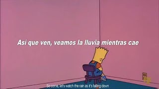 Lil Peep & XXXTENTACION; Falling Down (Sub. Español) |THE SIMPSONS| [LYRIS]
