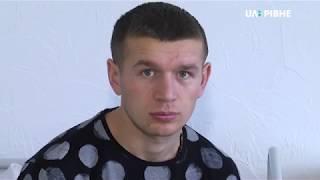 Олег Жох вперше поспілкувався з рівненськими журналістами після аварії