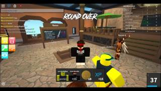 Roblox Assassins AM I GOOD AT THIS WITHOUT A MOUSE???