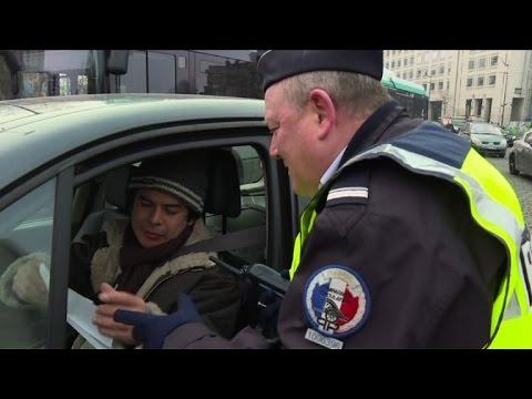 Pollution : circulation différenciée mise en place à Paris