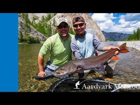 Fishing For Monster Taimen In Mongolia On The Fly