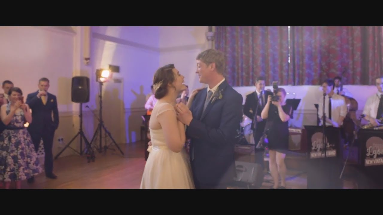 Vintage Wedding Band | Retro Revolution - Emily & Daniels Wedding