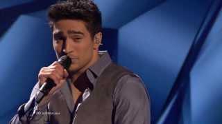 Farid Mammadov - Hold Me (Azerbaijan) Eurovision 2013 Grand Final Original HD