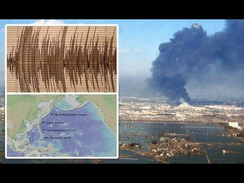 Japan Earthquake Risk! MAGNITUDE 8 Predicted To Strike Officials Warn, Ring of Fire!