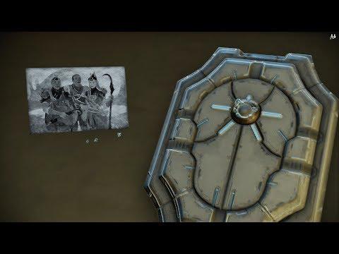 [U22] Warframe - Quest: Saya's Vigil - All Dialogues + Gameplay | N00blShowtek