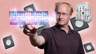 Ben Heck's FPGA LCD Driver Hack