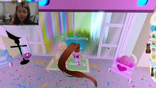 ROBLOX BIG FAIL! ICH bin COINCEEEE! 😆 🐰🐣🌷 Let es play Royale High Egg Hunt 4 #NomiGaming