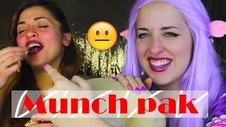 Grissini profumosi e Snack BONTISSIMI ► Proviamo Munch Pak
