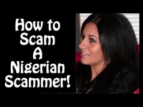 nigerian dating scammer