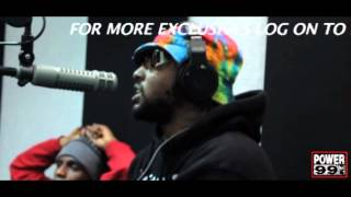 Schoolboy Q - Bitch Please (Freestyle) [Video]