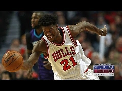 Charlotte Hornets vs Chicago Bulls - Full Game Highlights | January 2, 2017 | 2016-17 NBA Season